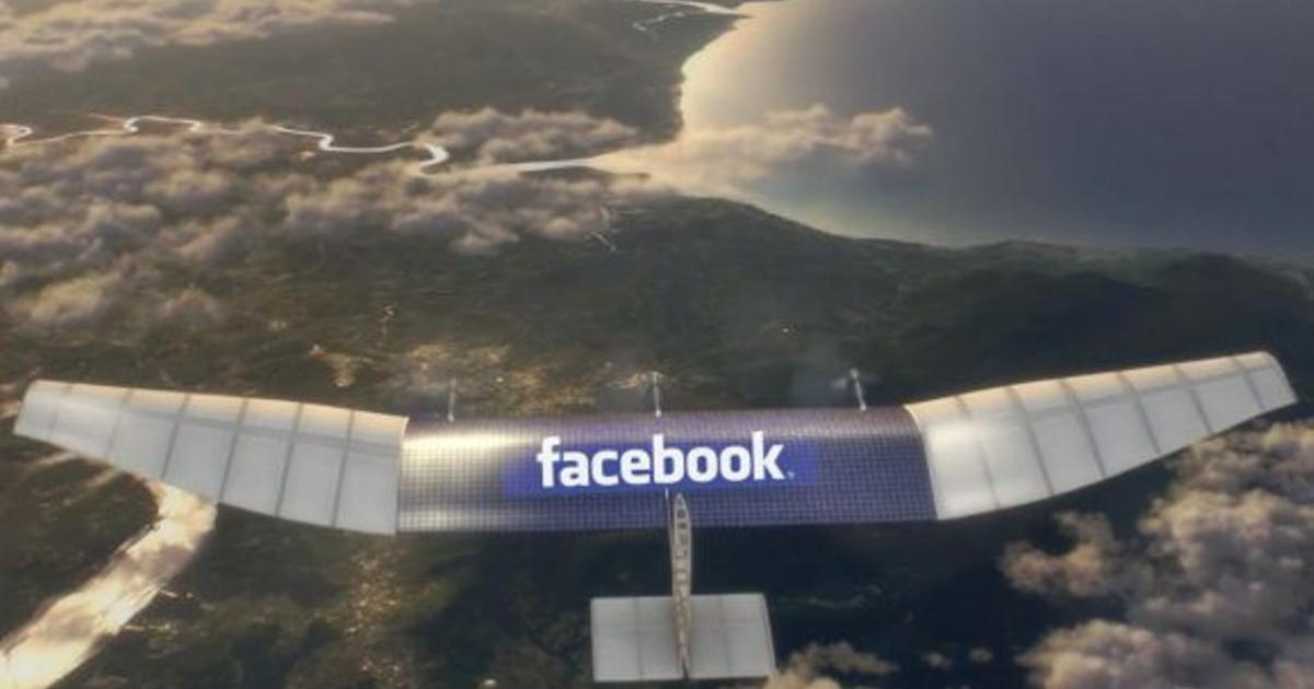 Facebook Says Internet Drone Lands Successfully on Second Test