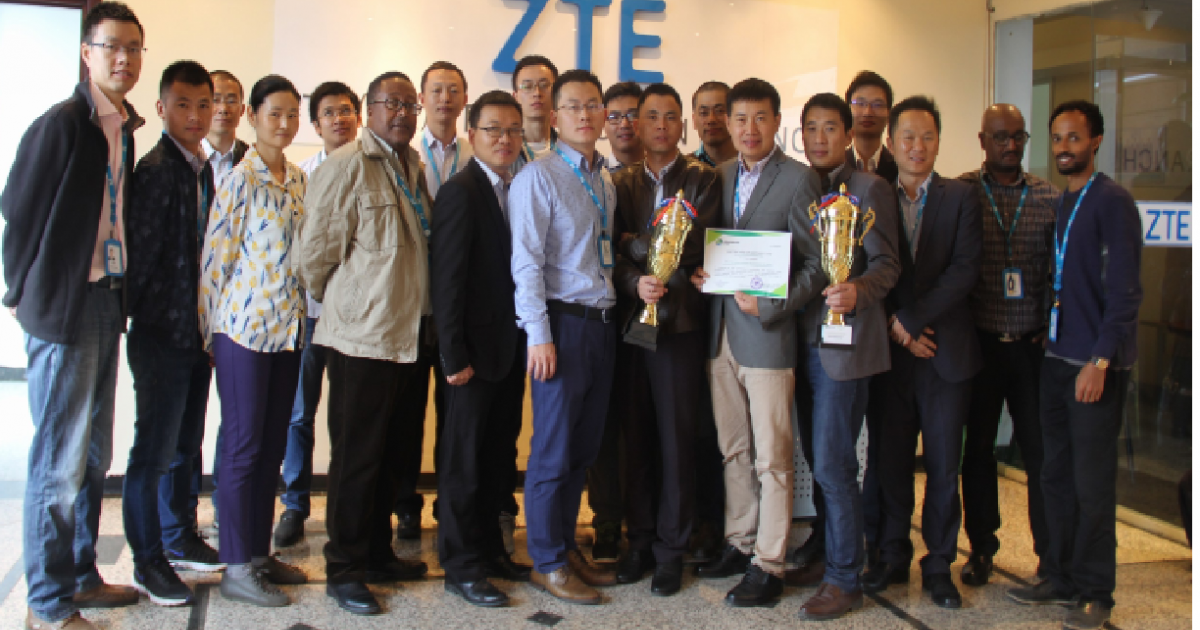 Ethio-Telecom Celebrates the Successful Completion of TEP in CWR & WR Region