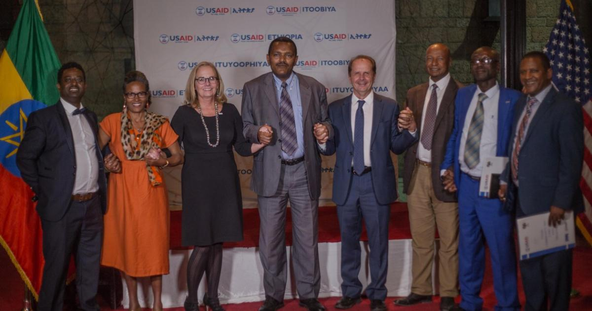 USAID Assistance Expands Community HIV Care and Trea...