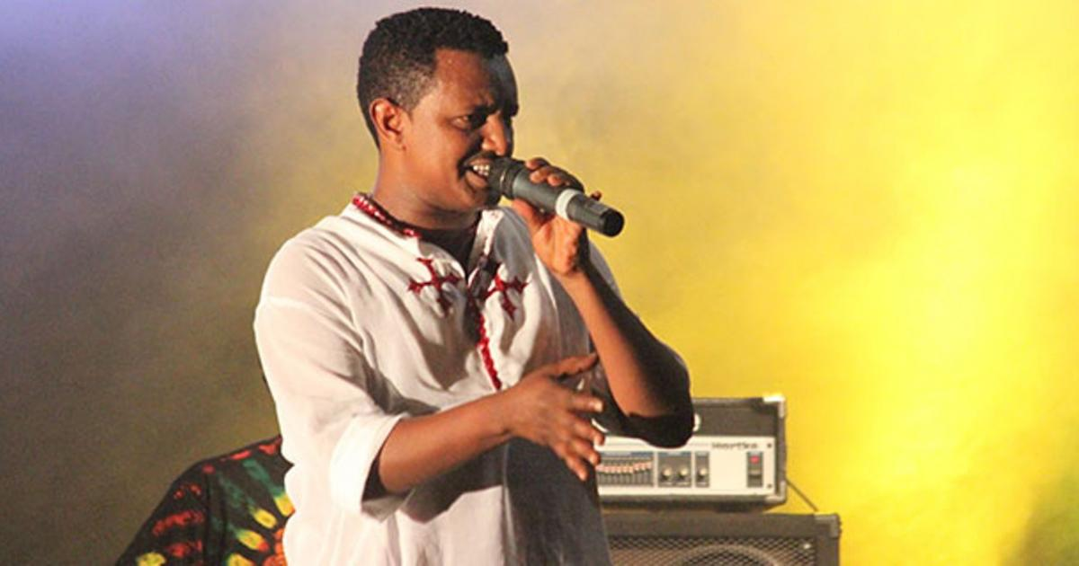 Teddy Afro's Concert Slated for New Year's Eve
