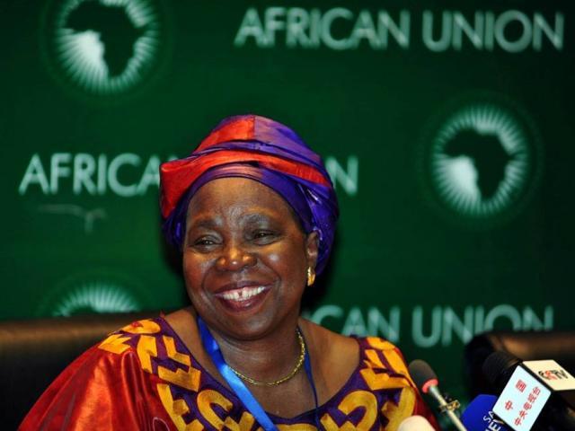 South Africa's Women League backs AU's Dlamini- Zuma for ANC leadership