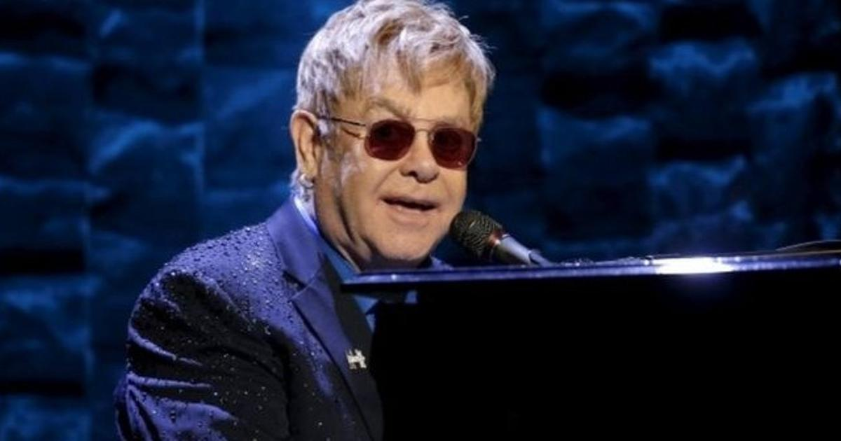 Sir Elton suffered 'potentially deadly' infection on...