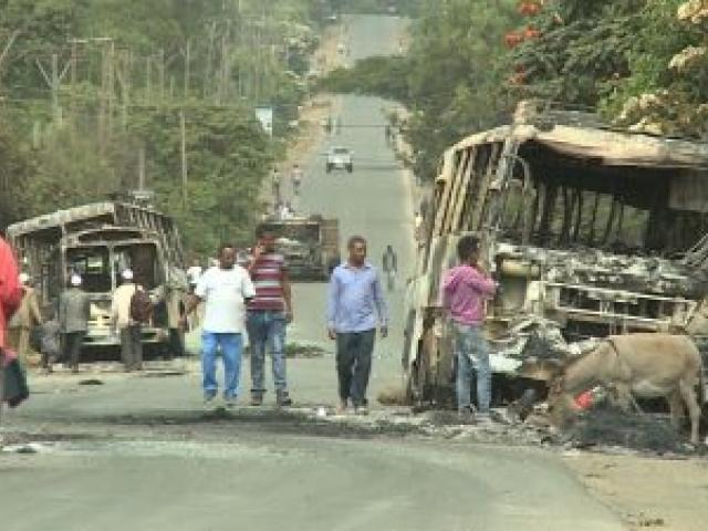 Mayor of Sebeta said 1,000 people arrested for violence in the town