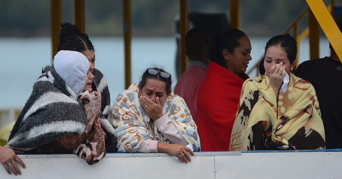 Six killed, 16 Missing in Colombia Boat Sinking