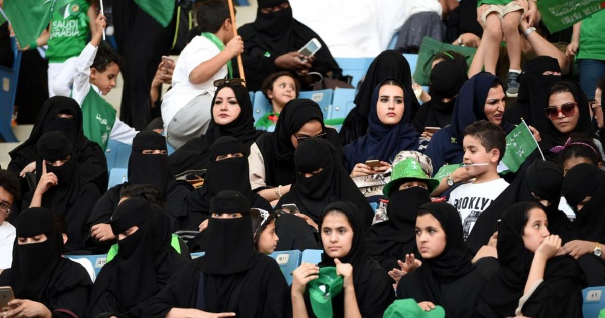 Saudi Arabia to allow women to get into sport stadiums