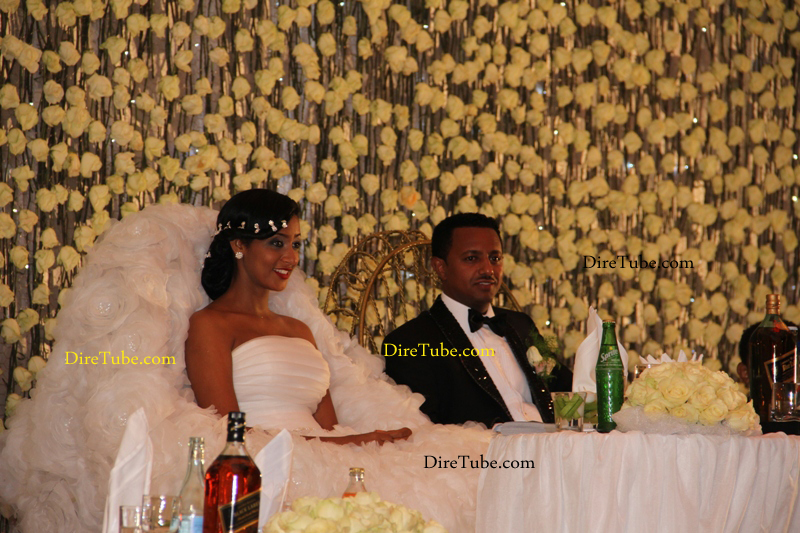 teddy afro wedding at hilton hotel