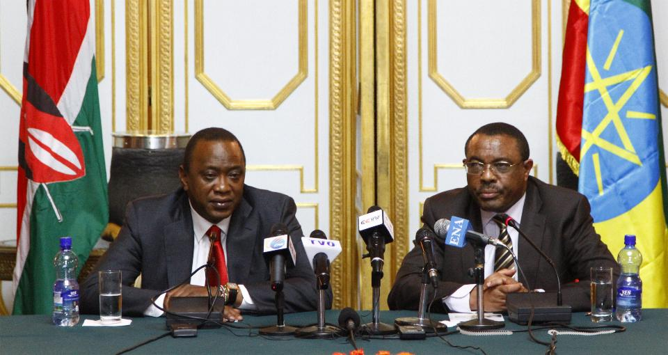 Ethiopia Signed Special Agreement With Kenya To Increase Trade