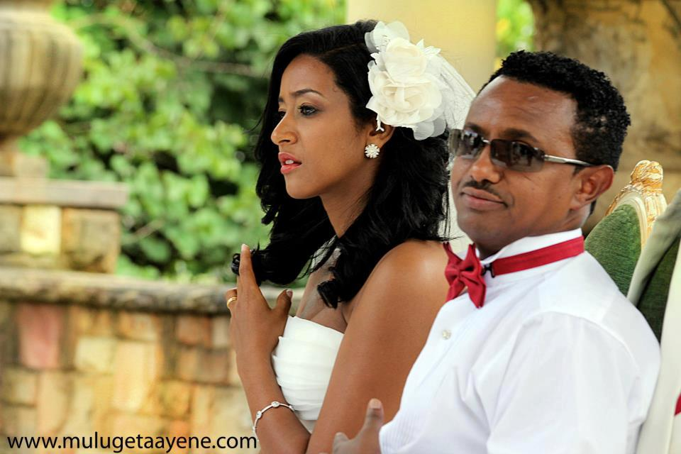 Teddy Afro Wedding lunch ceremony Sheraton Addis DireTube