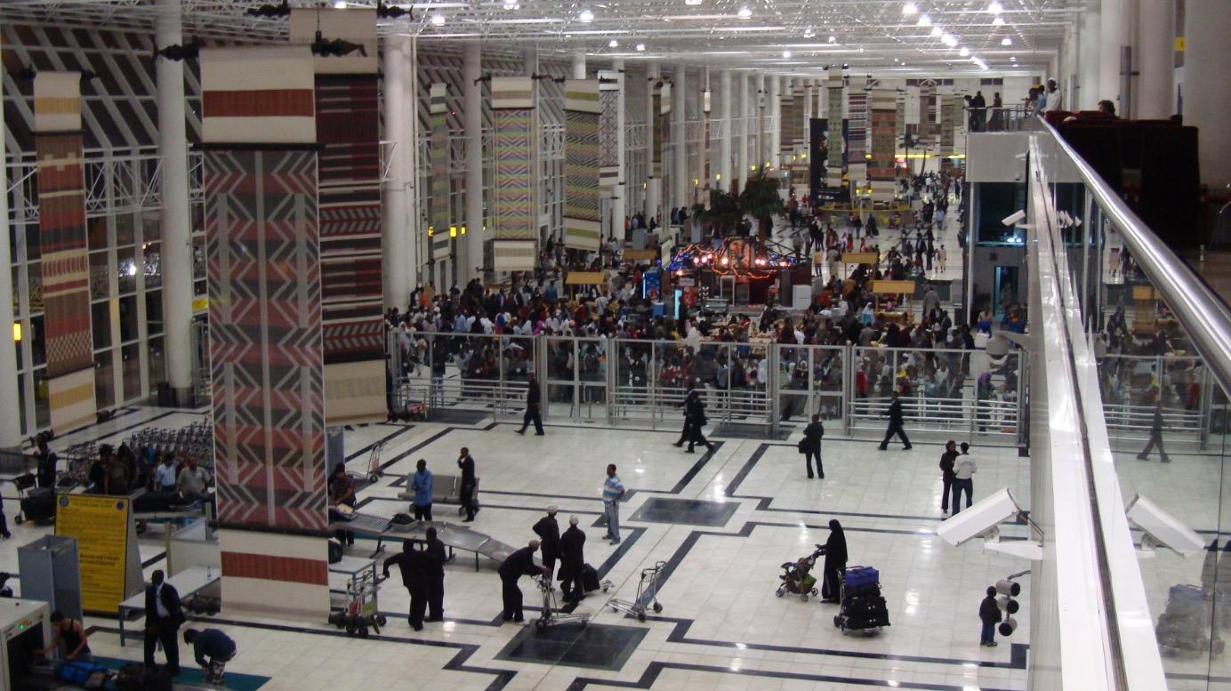 Aeroporto Etiopia : Hundreds of deportees from us stuck at addis ababa bole
