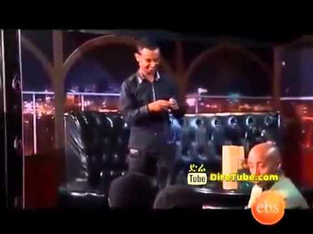 Seifu Fantahun Show Amazing Tricks Meet Ethiopian Magician Wasyehun