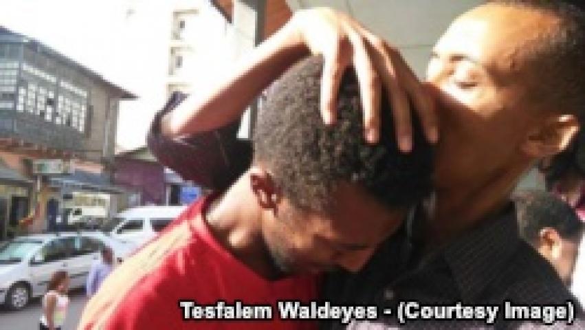 Ethiopian Bloger Nathnael Feleke banned from traveling abroad