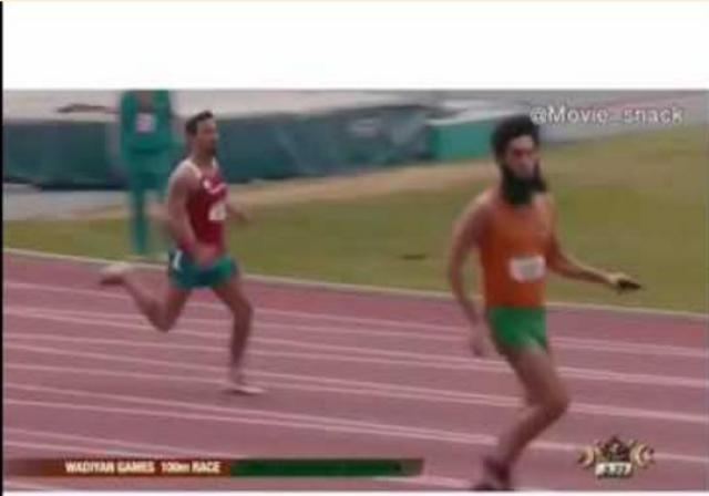 Funniest Olympic champion using gun