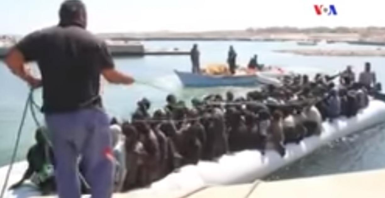 200 Ethiopians and Eritreans are kidnapped in Libya  Sahara desert