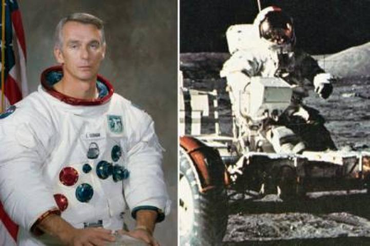ETHIOPIA - The last man to walk on the moon has died