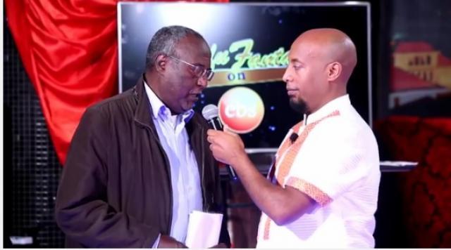 Ethiopians in Canada gave 100,000Birr for Kidney Dialysis Association on Seifu Show