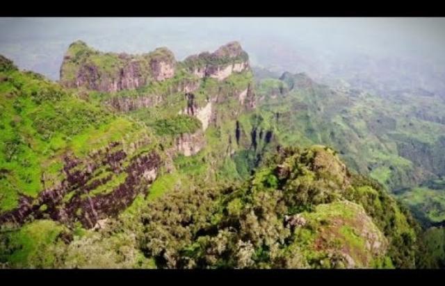 CNN Inside Africa - Ethiopia Simien National Park