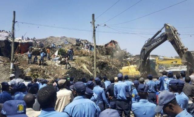 ETHIOPIA - Shocking news in addis - more than 15 died and other…