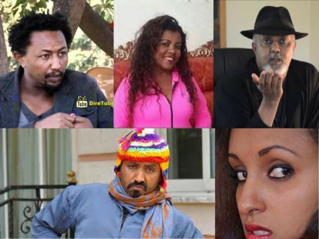 ETHIOPIA - 10 best Ethiopian series movie Actor/Actress