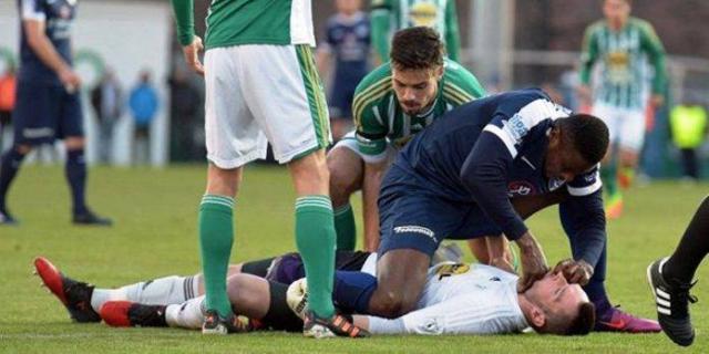 ETHIOPIA - Togolese striker turns hero after saving opponents' goalkeeper's life