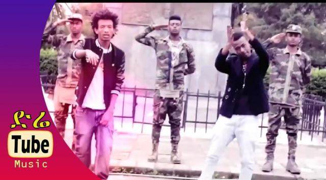 New Ethiopian HIP HOP RAP - Gimash Kassa  - Ablex 007 With J Pac 2016
