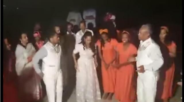 Beautiful Wedding tradition of Gurage people: Enshoshila (እንሾሽላ)