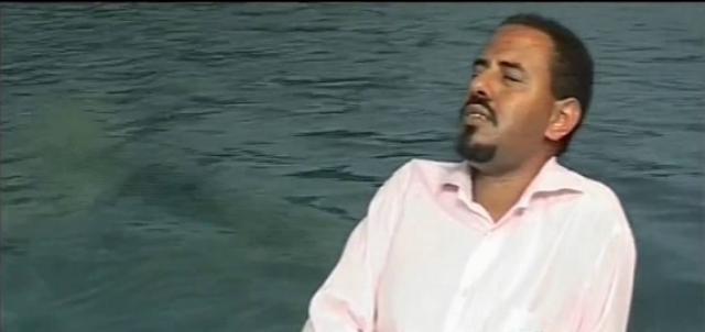 Ethiopian singer Ermias Asfaw who lived his own music