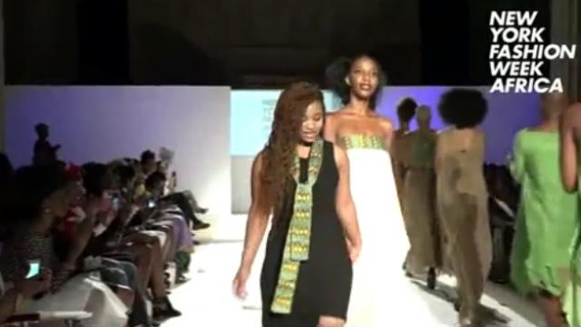 New York Fashion Week [AFRICA] SS' 16 RECAP