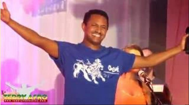 Teddy Afro - Shemendefer - Live