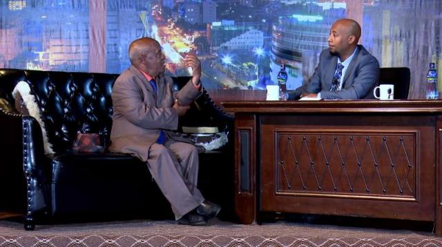 Must Watch this interview of Lieutenant Colonel Kasahun Tirfe on Seifu Show