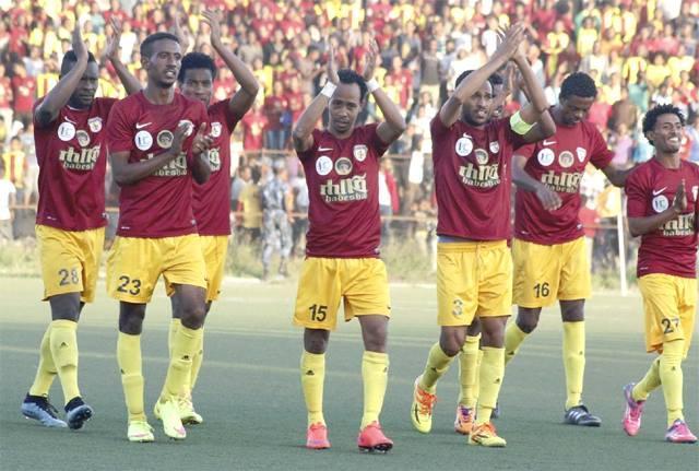ETHIOPIA - Ethiopian premier league round 16 fixture