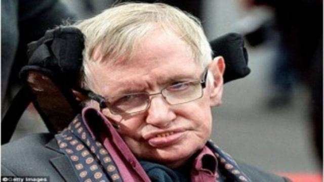 ETHIOPIA - Stephen Hawking calls for technology to be controlled