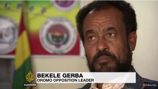Al Jazeera - Ethiopia's Oromo groups protest for rights
