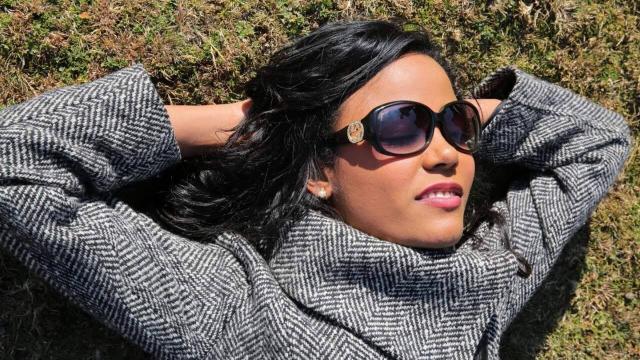 Seifu on EBS - Interview with Ethiopian actress Mekdes Tsegaye
