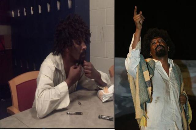 """Ethiopian Solo Theater """"Festalen"""" Now in DC"""
