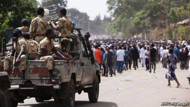Ethiopia and state of emergency