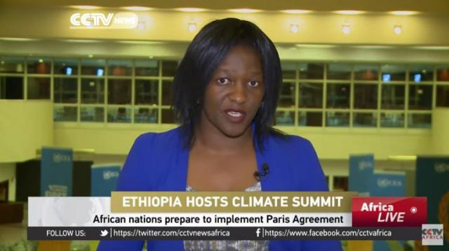 African nations meeting in Ethiopia prepare to implement Paris Agreement