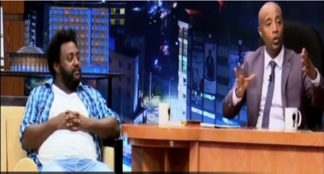 kassahun Fissha (ማንዴላ) on Seifu Fantahun Show
