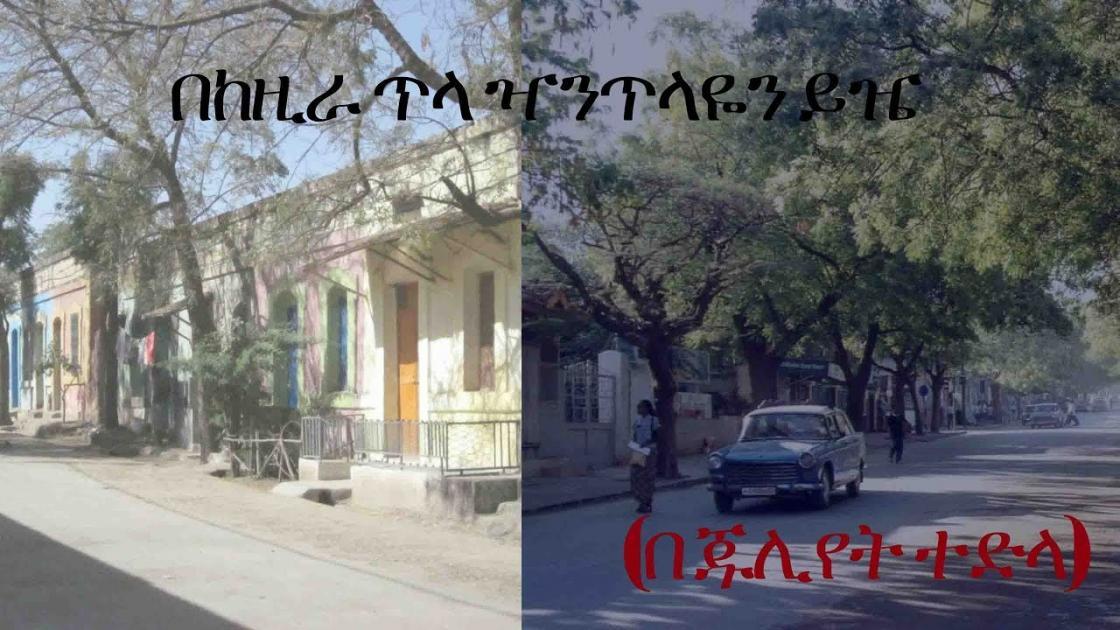 "ETHIOPIA - ""በከዚራ ጥላ ዣንጥላዬን ይዤ"" Poem by Juliet Tedla"
