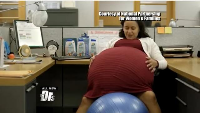Pregnant for 260 Weeks?