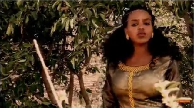 Eyerusalem Belete - Tetselaway Tsehaye (ተፀላዋይ ፀሓየ)  New Ethiopian Tigrigna Music Video 2015
