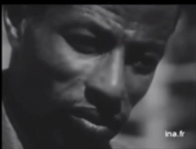Historical Video of Athlete Abebe Bikila speaking how he started sport