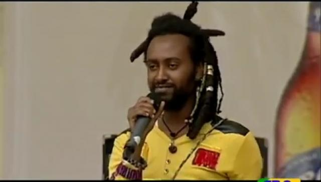 Ethiopian Comedy - Comedian Lij Yared stand-up comedy