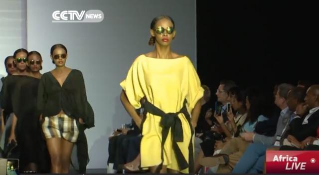 Ethiopia plays host to hub of Africa Addis Fashion Show