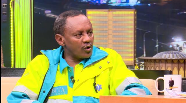 ETHIOPIA - Tebita's founder Ato Kibret Abebe on Seifu Show