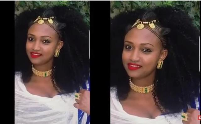 Ethiopia; Rahel Haile - Weriha Hizeya - New Tigrigna Music 2016