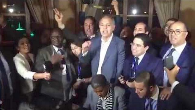 CGTN Africa - Moroccans celebrate rejoining the African Union