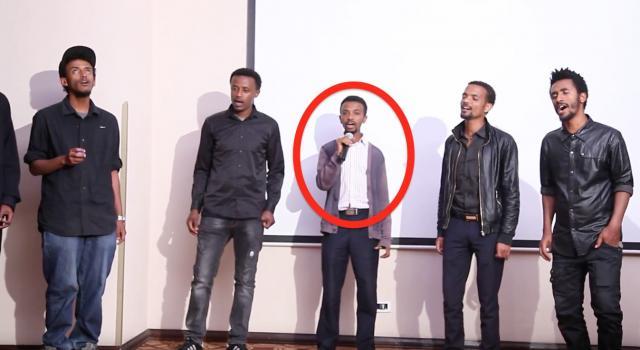 Watch Former Idol Artist Sertse Feresebehat Performing