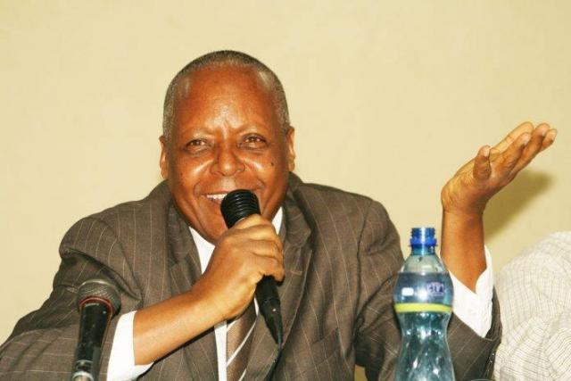 ETHIOPIA - The Germany chancellor in pressure to release Dr.Merara Gudina