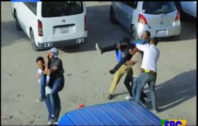 #EBC Watch Betoch Drama Crew Getting Pranked by Eke - Very Funny