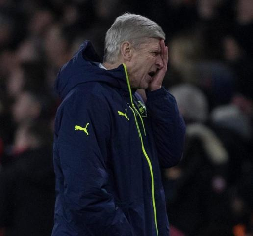 ETHIOPIA -  (2-10 on agg) Gunners crash out after another Euro embarrassment